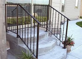 Hand-Crafted Railings